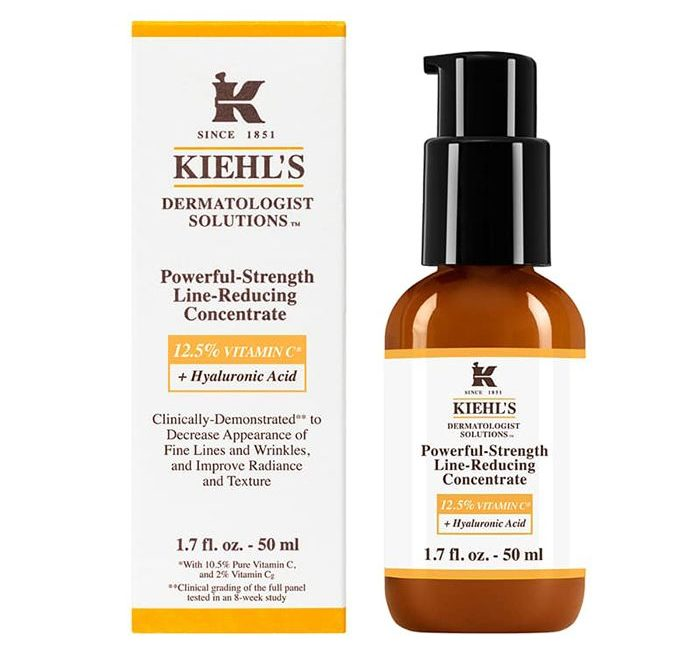My Celebrity Life – Kiehls PowerfulStrength LineReducing Concentrate
