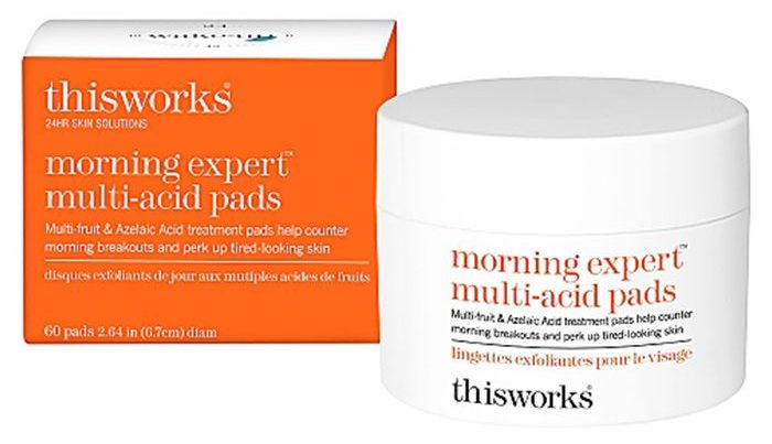 My Celebrity Life – This Works Morning Expert MultiAcid Pads