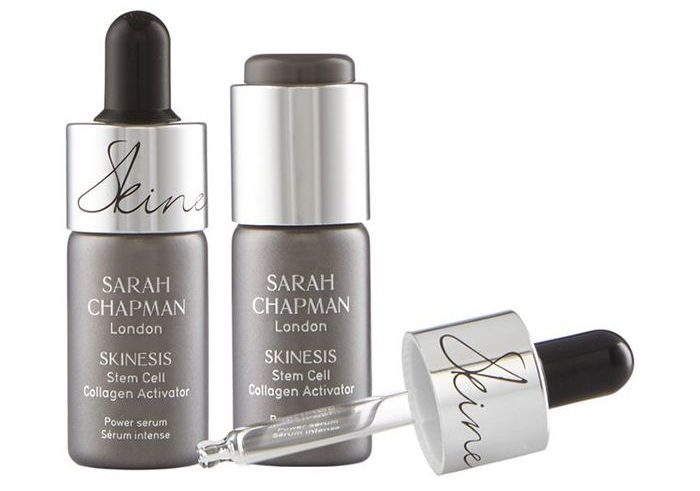 My Celebrity Life – Sarah Chapman Skinesis Stem Cell Collagen Activator Duo