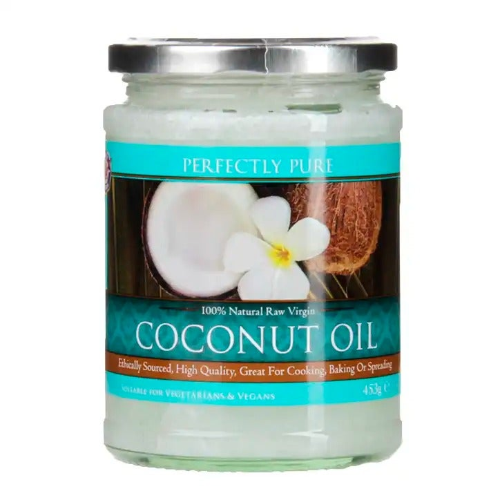 My Celebrity Life – Perfectly Pure Extra Virgin Pure Coconut Oil