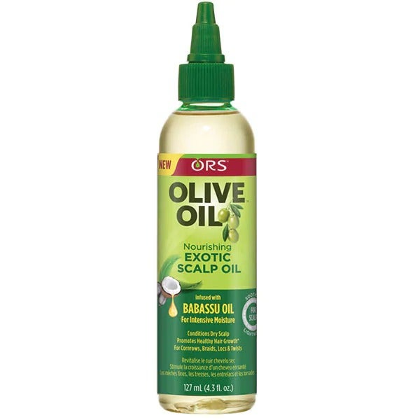 ORS Olive Oil Exotic Hair Oil