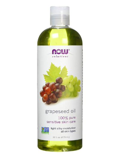 My Celebrity Life – Now Foods Grapeseed Oil