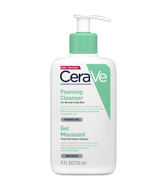 My Celebrity Life – CeraVe Foaming Facial Cleanser