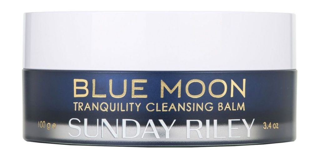 My Celebrity Life – Sunday Riley Blue Moon Tranquility Cleansing Balm