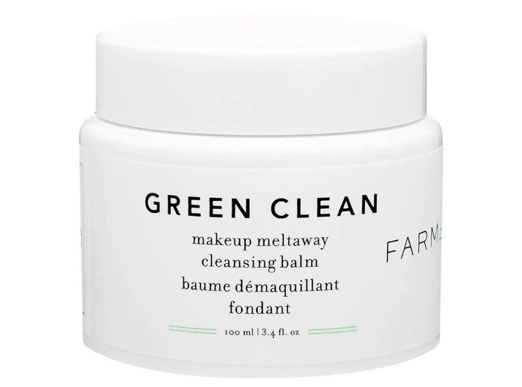 My Celebrity Life – Farmacy Green Clean Makeup Removing Cleansing Balm