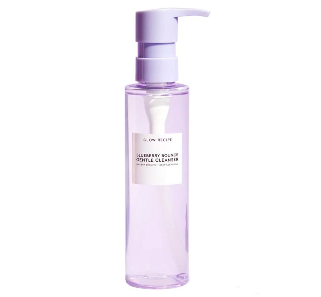 My Celebrity Life – Glow Recipe Blueberry Bounce Gentle Cleanser