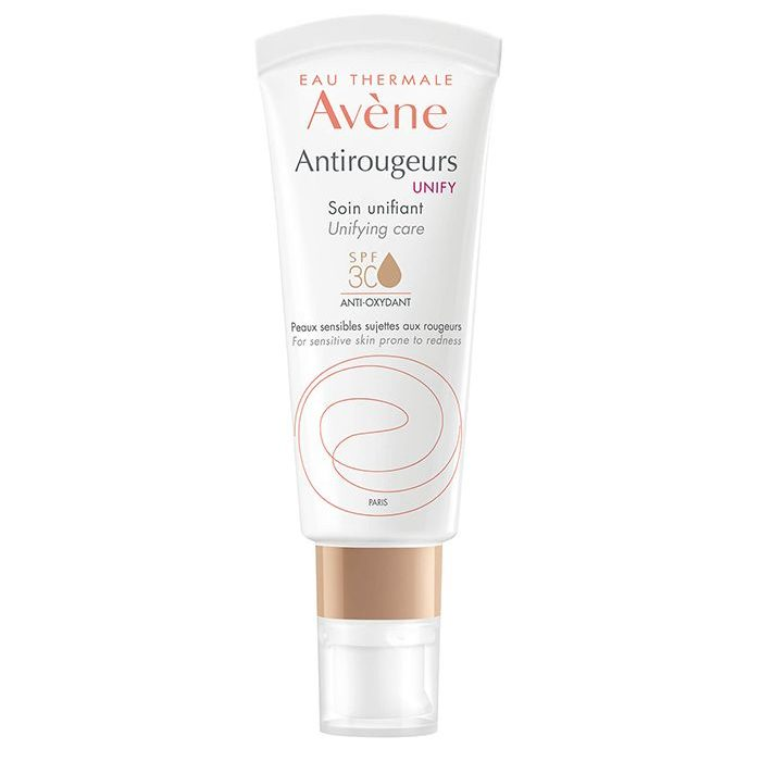 My Celebrity Life – Avène Antirougeurs Unifying Care SPF30