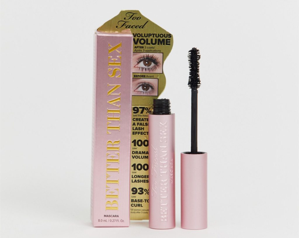 My Celebrity Life – Too Faced Better Than Sex Mascara