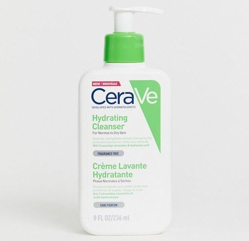 My Celebrity Life – CeraVe Hydrating Hyaluronic Acid Plumping Cleanser for Normal to Dry Skin