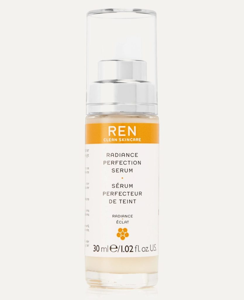 My Celebrity Life – Ren Clean Skincare Radiance Perfection Serum