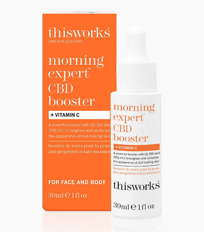My Celebrity Life – This Works Morning Expert CBD Booster