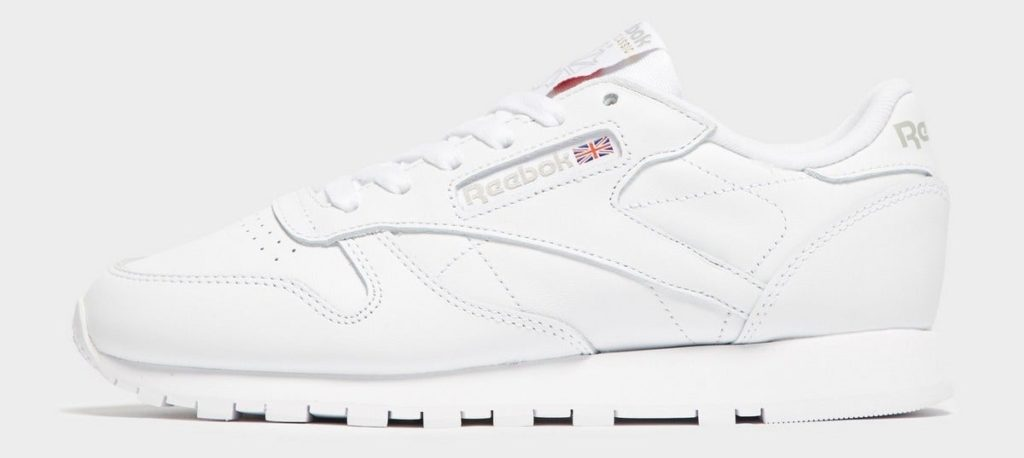 My Celebrity Life – Reebok Classic Leather Trainers