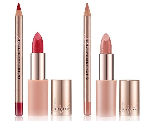 My Celebrity Life – Avon Limited Edition Lisa Armstrong Lip Kit