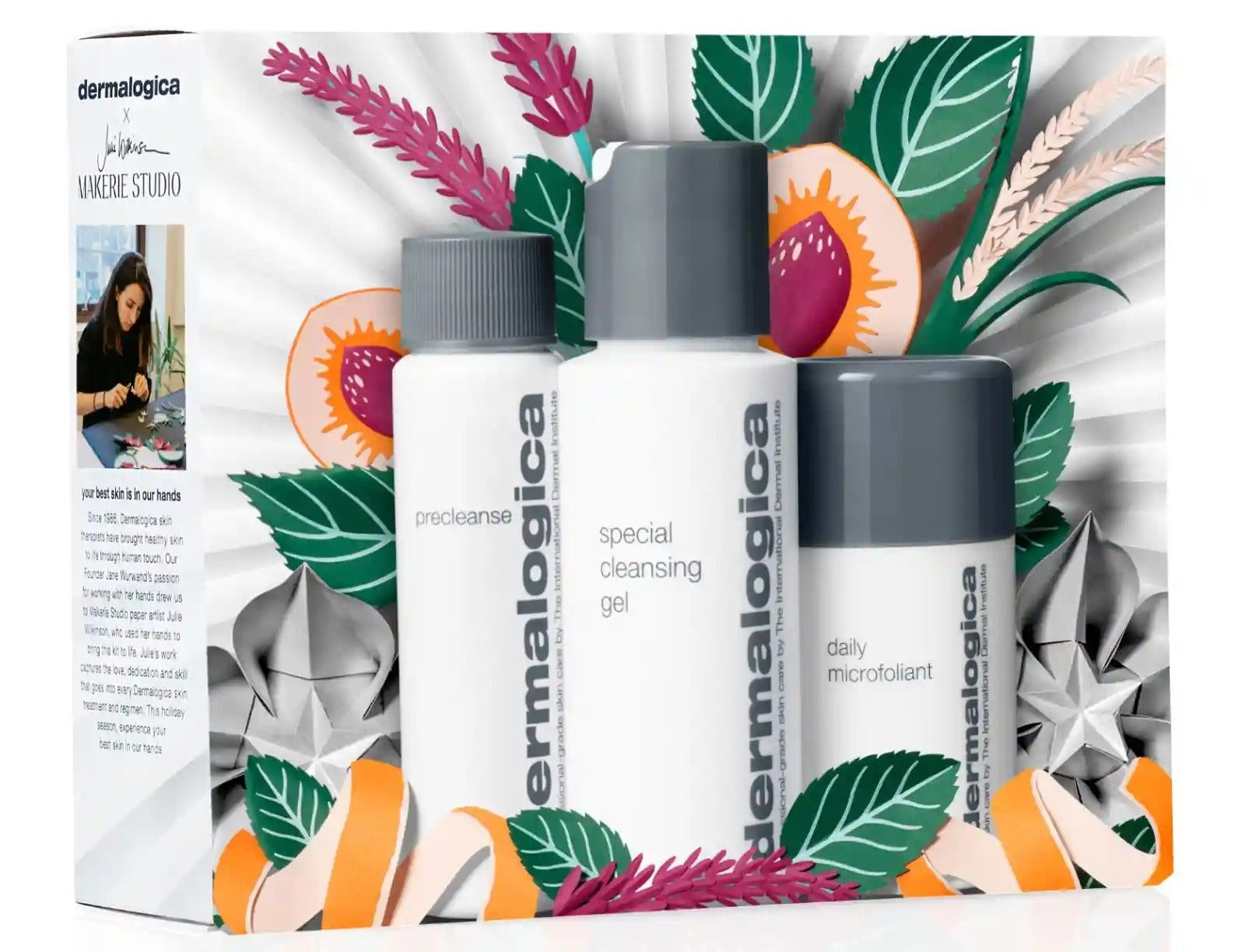 My Celebrity Life – Dermalogica Cleanse And Glow To Go Gift Set