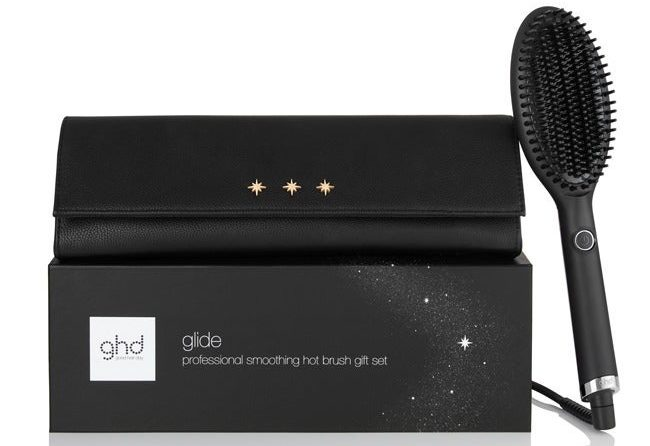My Celebrity Life – GHD Glide Hot Brush Gift Set