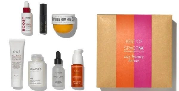 My Celebrity Life – Space NK Best of Space NK Our Beauty Heroes