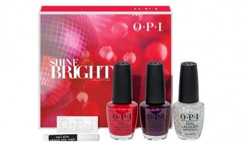 My Celebrity Life – OPI Shine Bright Collection Nail Lacquer Trio