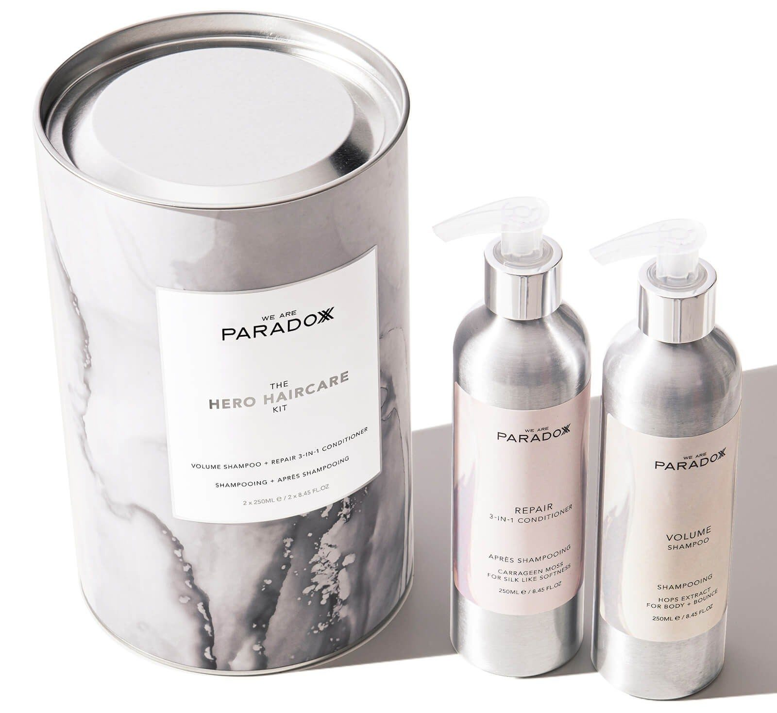 We Are Paradoxx The Hero Haircare Kit