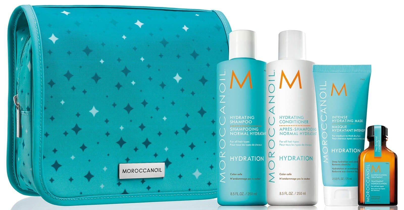 My Celebrity Life – Moroccanoil Hydrate Nourish Collection
