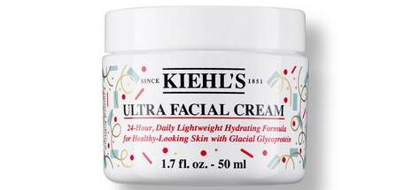 My Celebrity Life – Kiehls Limited Edition Ultra Facial Cream