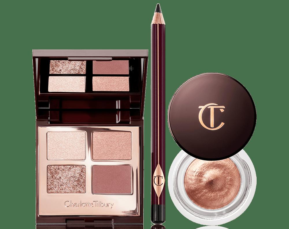 My Celebrity Life – Charlotte Tilbury Brighter Eye Tricks Trio
