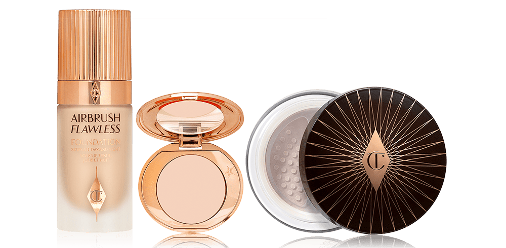 My Celebrity Life – Charlotte Tilbury Genius Flawless Complexion Kit