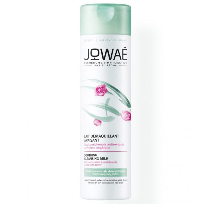 My Celebrity Life – Jowaé Soothing Cleansing Milk