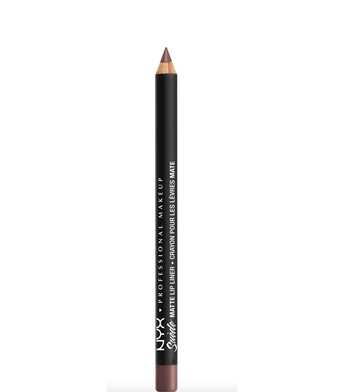 My Celebrity Life – NYX Professional Makeup Suede Matte Lip Liner in Cold Brew
