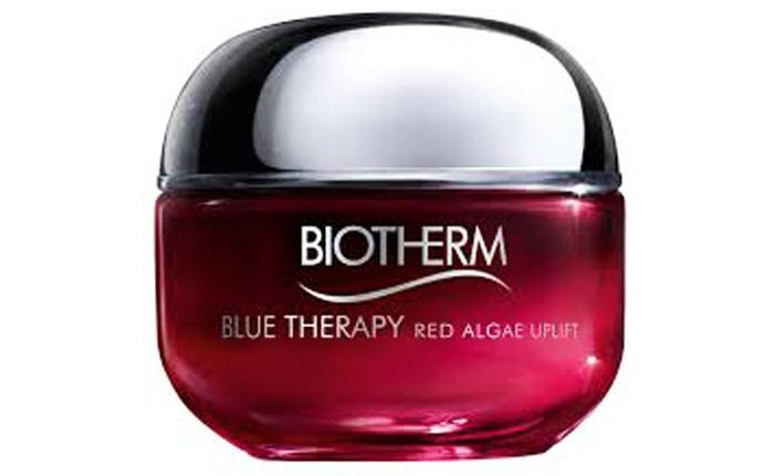 My Celebrity Life – Biotherm Blue Therapy Red Algae Uplift Cream