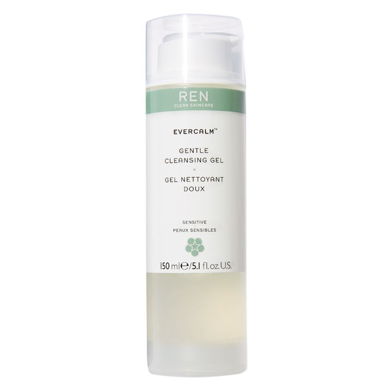 My Celebrity Life – Ren Clean Skincare Evercalm Gentle Cleansing Gel