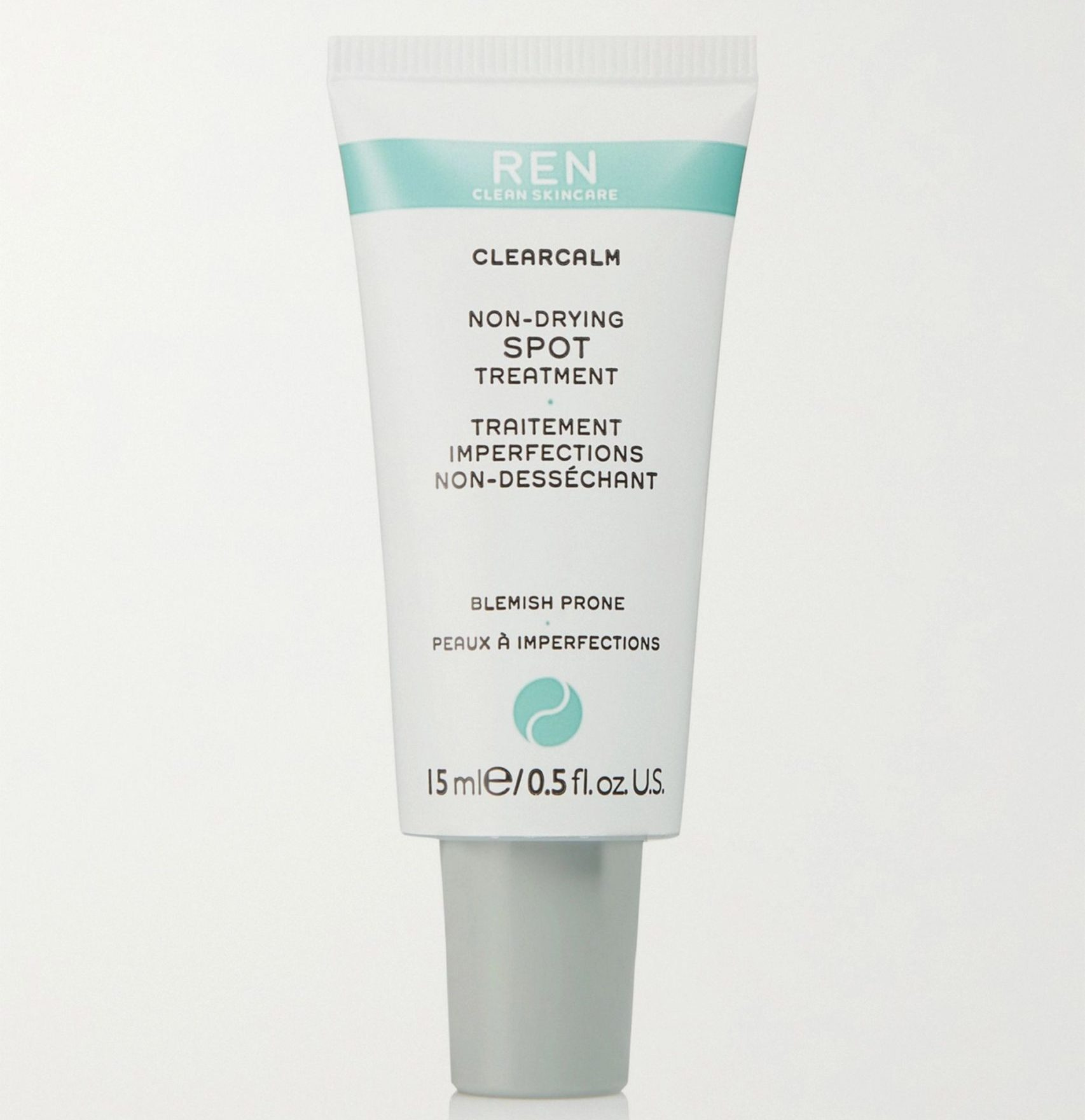 My Celebrity Life – Ren Clean Skincare Clearcalm NonDrying Spot Treatment