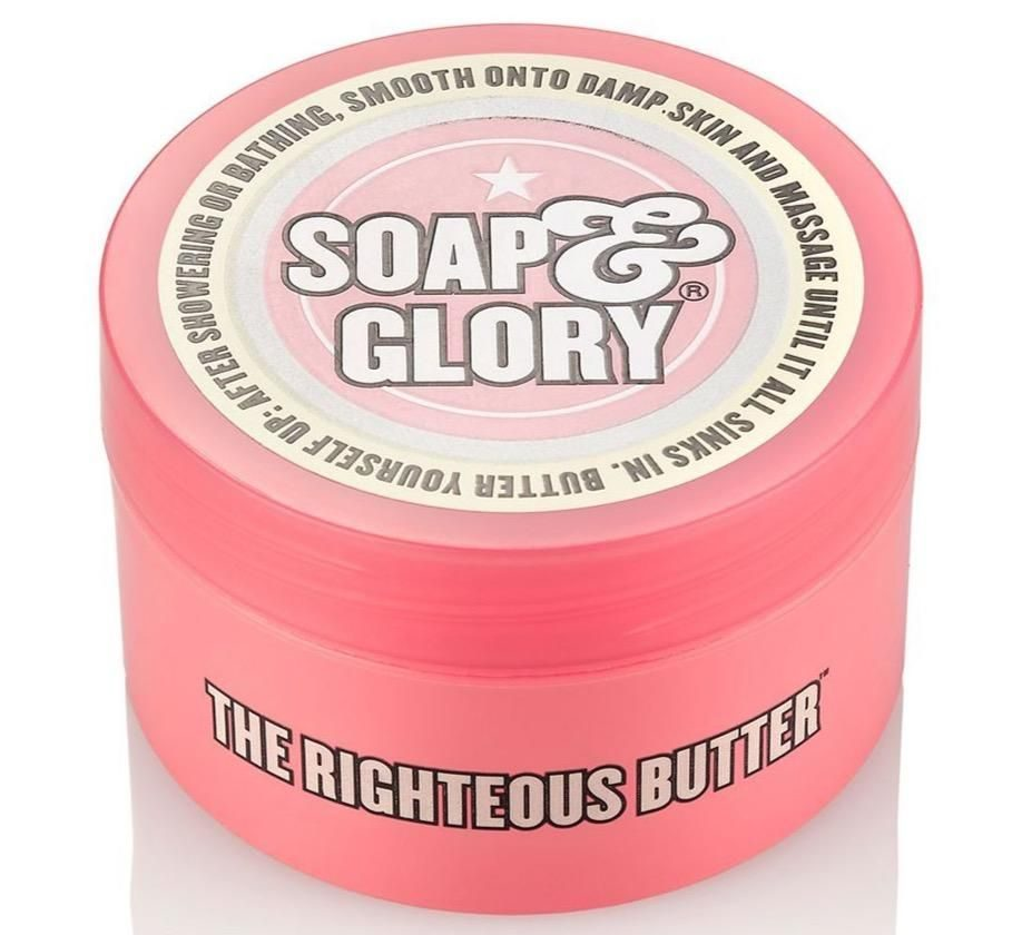 My Celebrity Life – Soap Glory The Righteous Butter