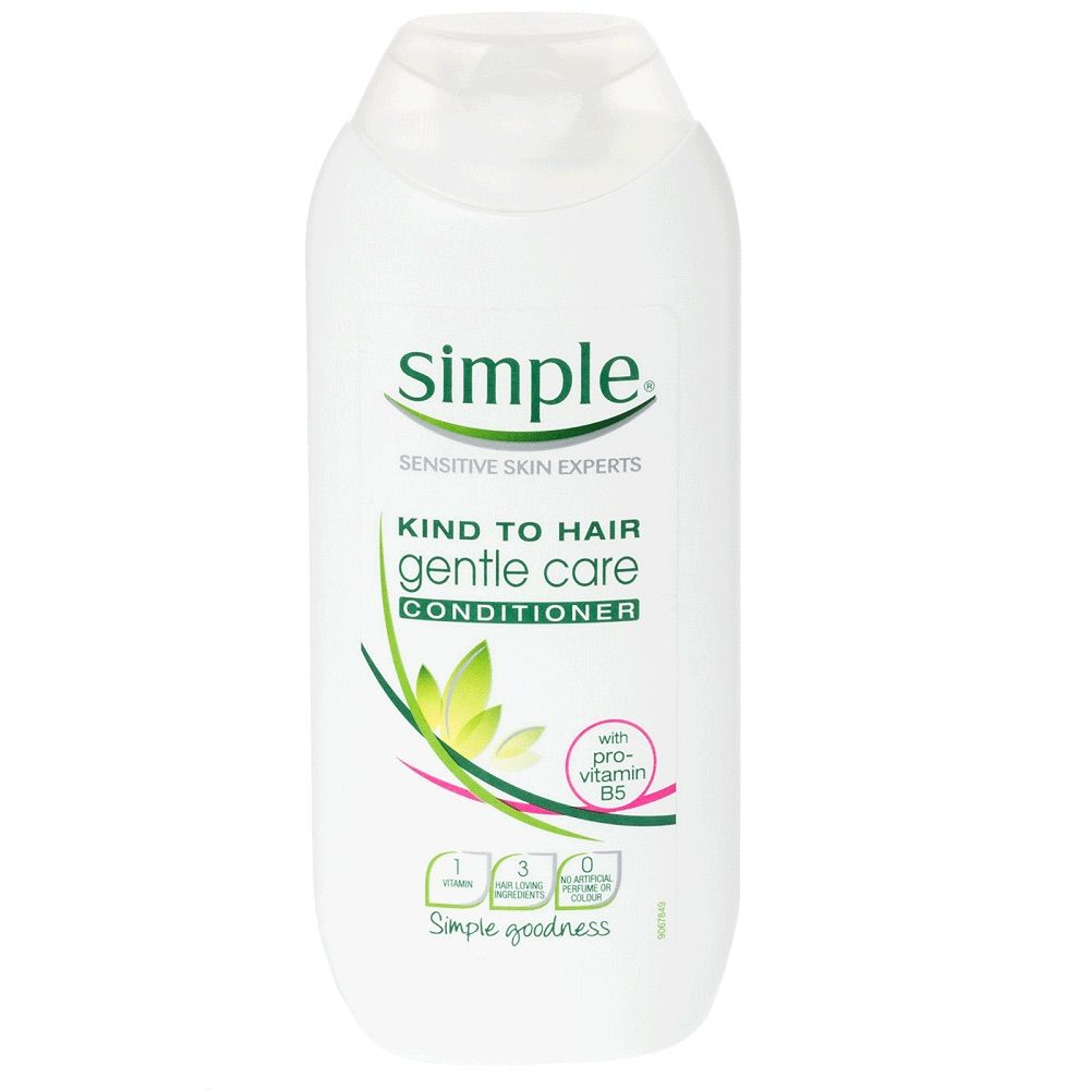 Simple Kind to Hair Gentle Care Conditioner