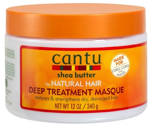 My Celebrity Life – Cantu Shea Butter for Natural Hair Deep Treatment Masque