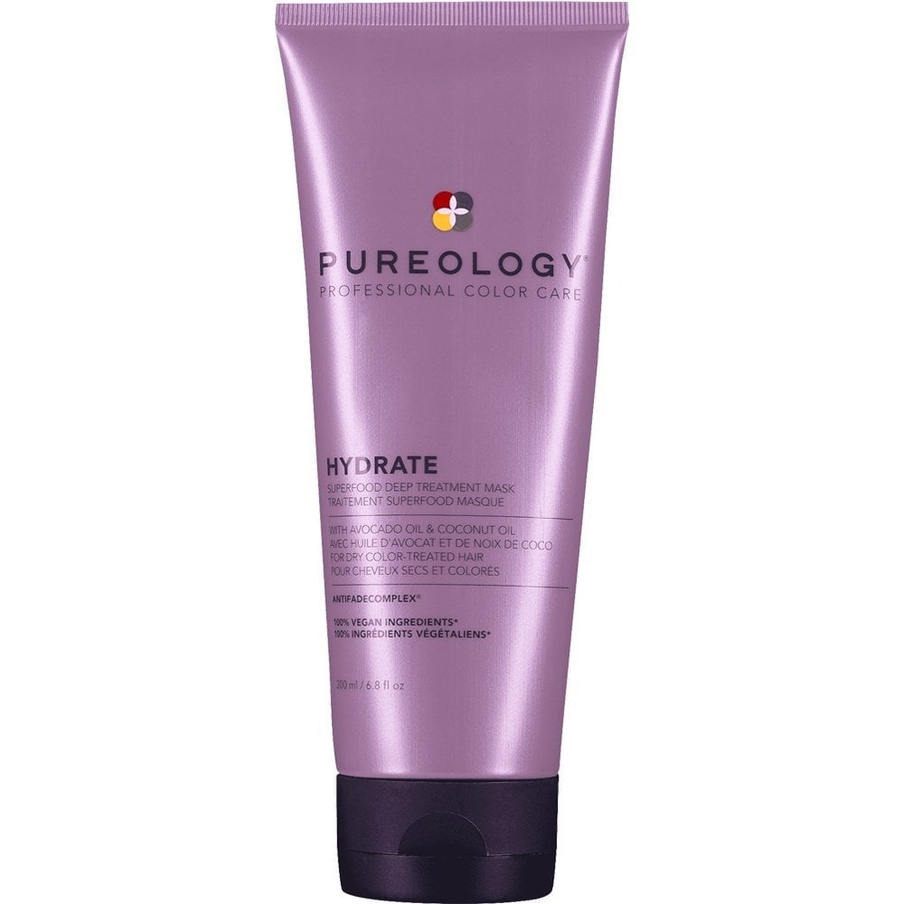 My Celebrity Life – Pureology Hydrate Superfood Deep Treatment Mask