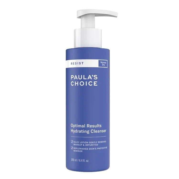 My Celebrity Life – Paulas Choice Resist Optimal Results Hydrating Cleanser