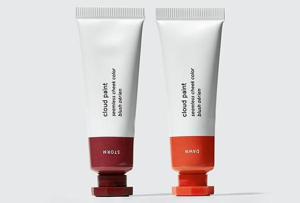 My Celebrity Life – Glossier Cloud Paint Duo