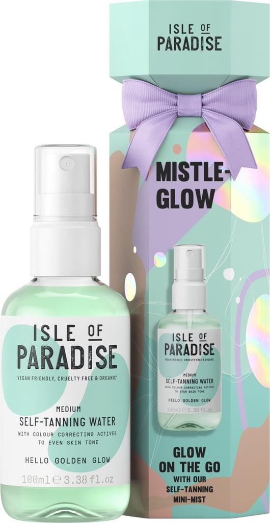 My Celebrity Life – Isle of Paradise MistleGlow Self Tanning Water in Medium