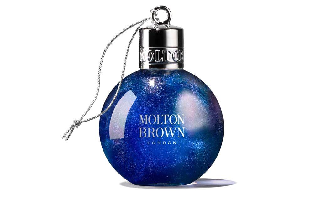 My Celebrity Life – Molton Brown Juniper Jazz Festive Bauble