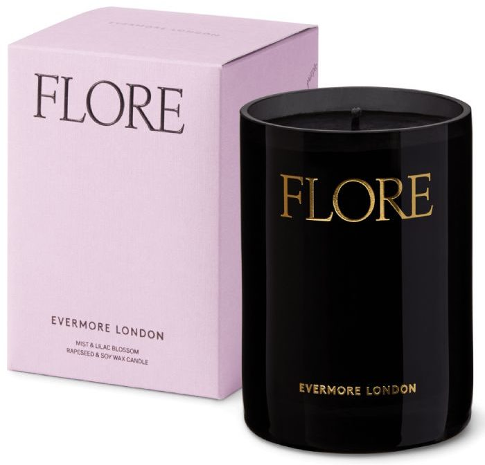 My Celebrity Life – Evermore Flore Rapeseed Soy Candle