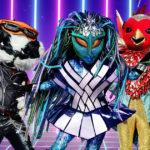 My Celebrity Life – The Masked Singer UKs costume designer made PPE for NHS staff Picture ITVVincent DolmanREX