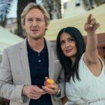 My Celebrity Life – Salma Hayek and Owen Wilson star in BLISS Photo Hilary Bronwyn GayleAmazon Studios