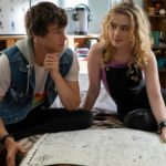 My Celebrity Life – KYLE ALLEN as MARK and KATHRYN NEWTON as MARGARET in THE MAP OF TINY PERFECT THINGS
