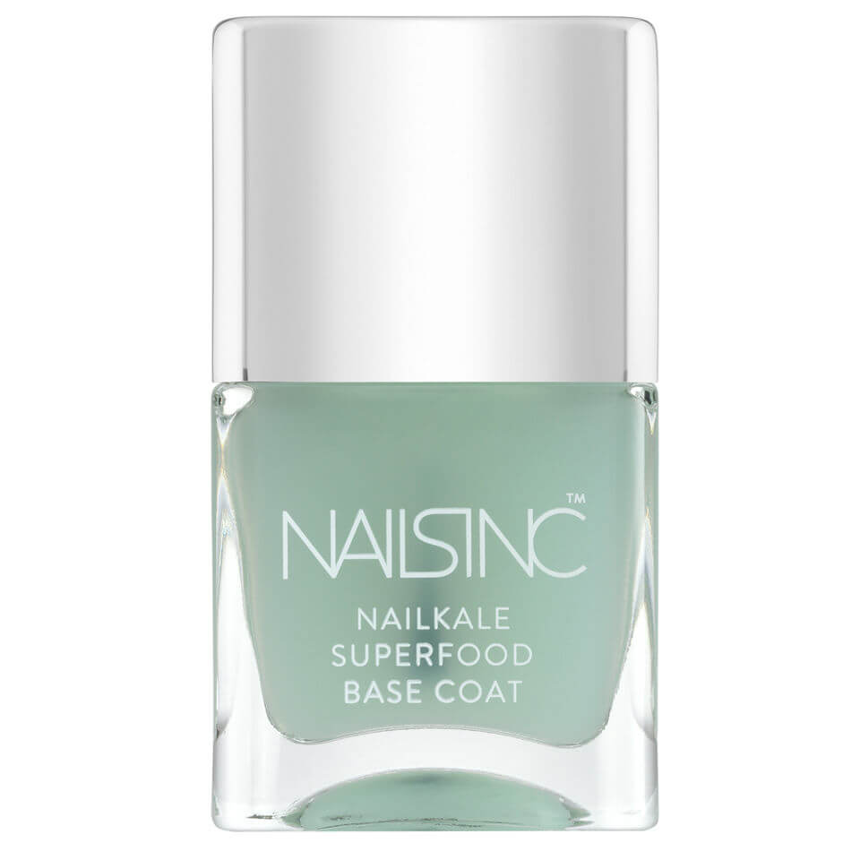My Celebrity Life – nails inc Nailkale Superfood Base Coat