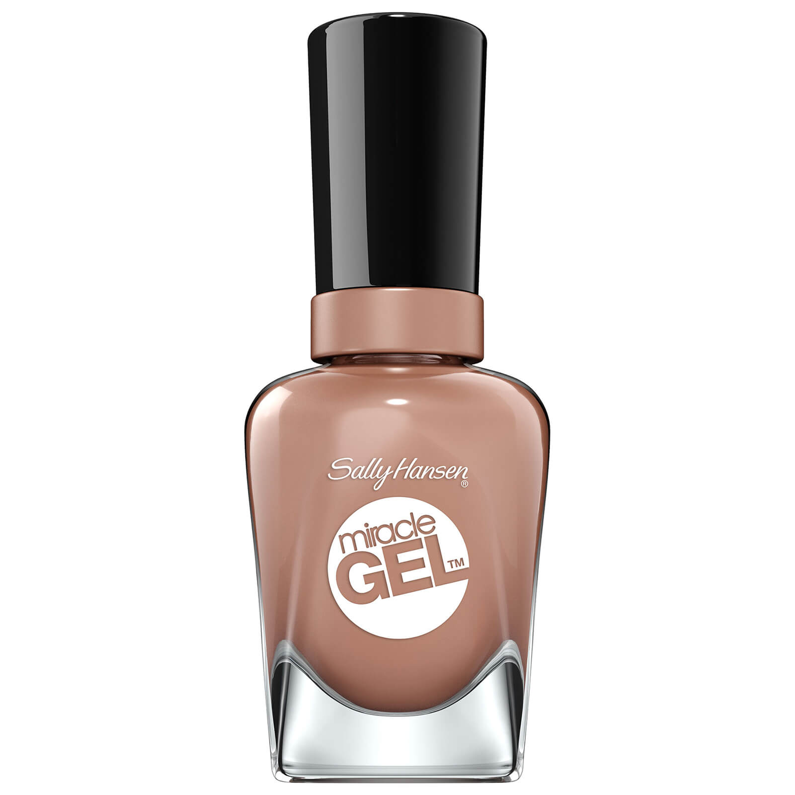 My Celebrity Life – Sally Hansen Miracle Gel Nail Polish in TotemLy Yours