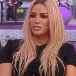 My Celebrity Life – Katie Price has proudly remained sober for a year Picture Channel 4