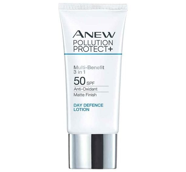 My Celebrity Life – Avon Anew Pollution Protect+ Day Defence Lotion SPF50