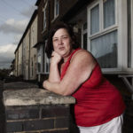 My Celebrity Life – White Dee said the show ripped her life apart Picture Richard Ansett