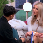 My Celebrity Life – The awkward moment happened on Tuesdays episode Picture Channel 4
