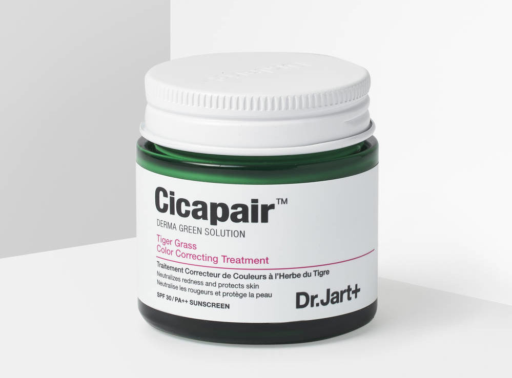 My Celebrity Life – Dr Jart+ Cicapair Tiger Grass Color Correcting Treatment